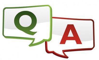 質問、回答、Q&A